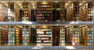 A good indoor air quality in public places like libraries is of everybody' s concern.